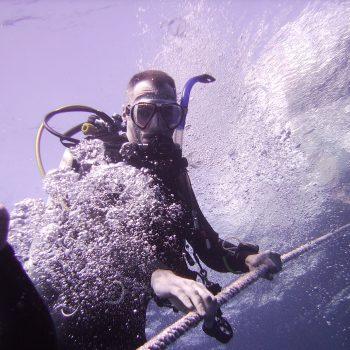 Chris Ferguson Diving Adventures Scotland