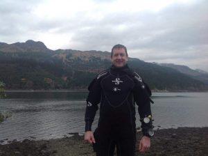 Ian McDougall Diving Adventures Scotland