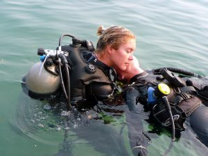 rescue diver Open Water